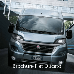 Fiat Ducato bedrijfswagen - Brochure