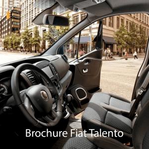 Fiat Talento bedrijfswagen - Brochure